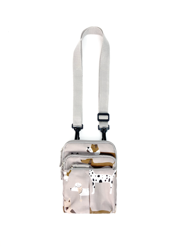 Picture of Recycled Material Crossbody Bag